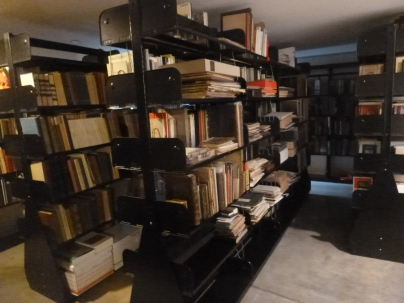 stacks in the Annex